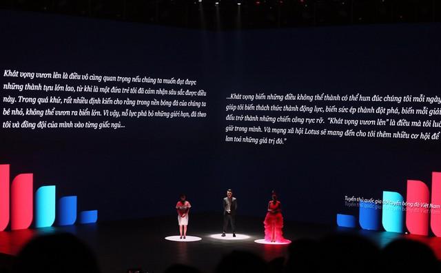 Ra mắt MXH Lotus: Người Việt tại sao không nghĩ rằng có rất nhiều Steve Jobs Việt Nam - Ảnh 6.