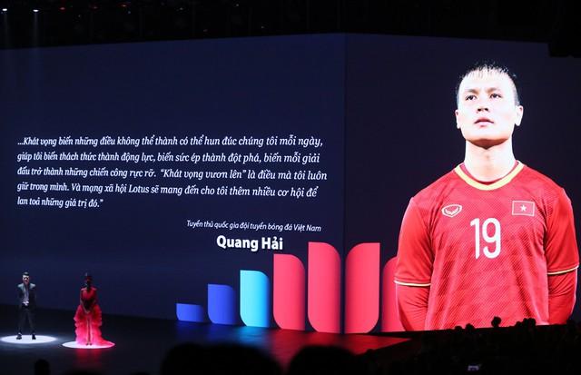 Ra mắt MXH Lotus: Người Việt tại sao không nghĩ rằng có rất nhiều Steve Jobs Việt Nam - Ảnh 5.