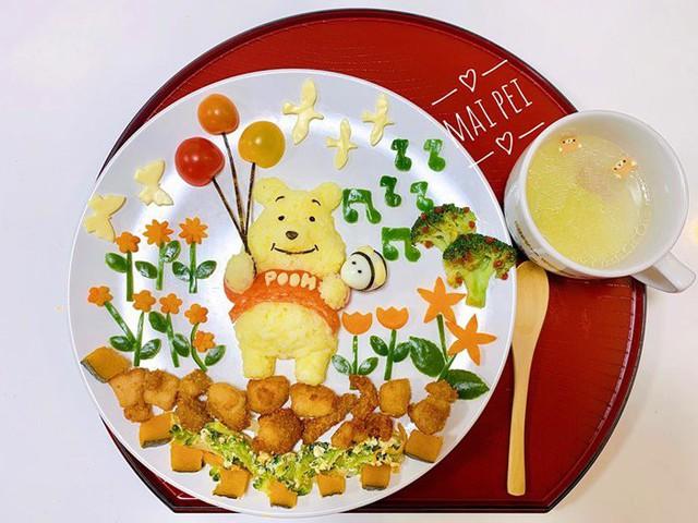 8X bữa nào cũng làm đĩa cơm cực đỉnh cho con khiến nghìn chị em phong bà mẹ quốc dân  - Ảnh 12.