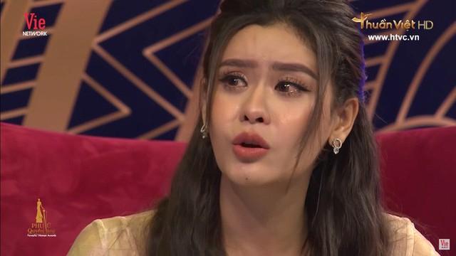 Trương Quỳnh Anh bật khóc: Đến với Tim, tôi mất tất cả mọi thứ, mất quản lý, bạn bè, cha mẹ - Ảnh 3.