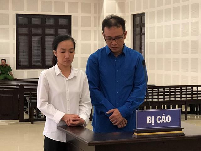 Đôi vợ chồng ở Đà Nẵng dẫn nhau vào tù - Ảnh 1.