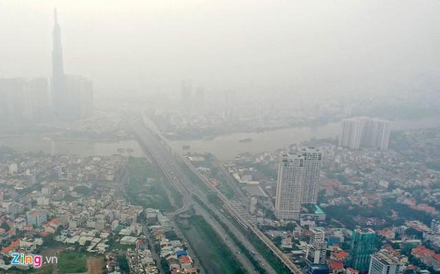 Vì sao không khí ở Thảo Điền ô nhiễm nhất TP.HCM? - Ảnh 2.