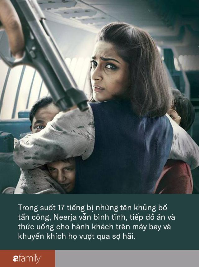 Nữ tiếp viên hàng không làm nên huyền thoại, đấu trí với 4 kẻ khủng bố, hy sinh thân mình cứu hơn 300 hành khách trên chuyến bay tử thần - Ảnh 7.
