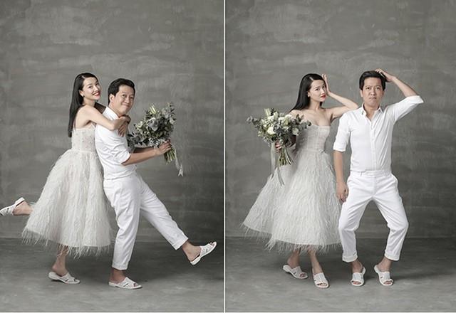 Kỷ niệm 1 năm ngày cưới, Nhã Phương háo hức đập hộp hàng hiệu được Trường Giang tặng nhưng mở ra lại rớt nước mắt - Ảnh 3.