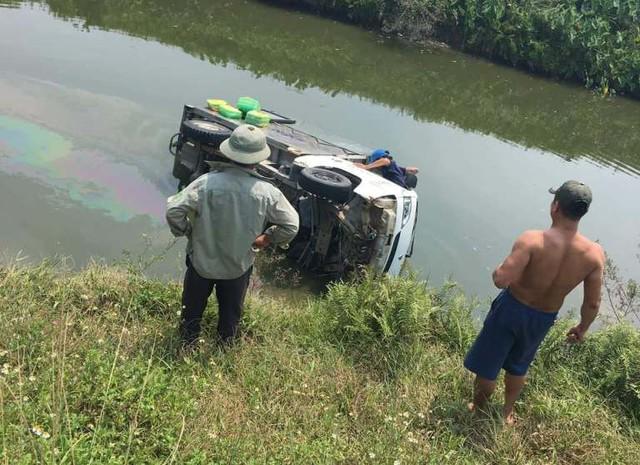 Đã xác định được danh tính tài xế ô tô tải gây tai nạn khiến 5 người thương vong ở Hải Dương - Ảnh 2.