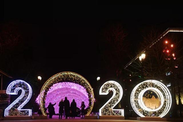 Thế giới bước sang năm mới 2020 trong pháo hoa và cháy rừng - Ảnh 44.