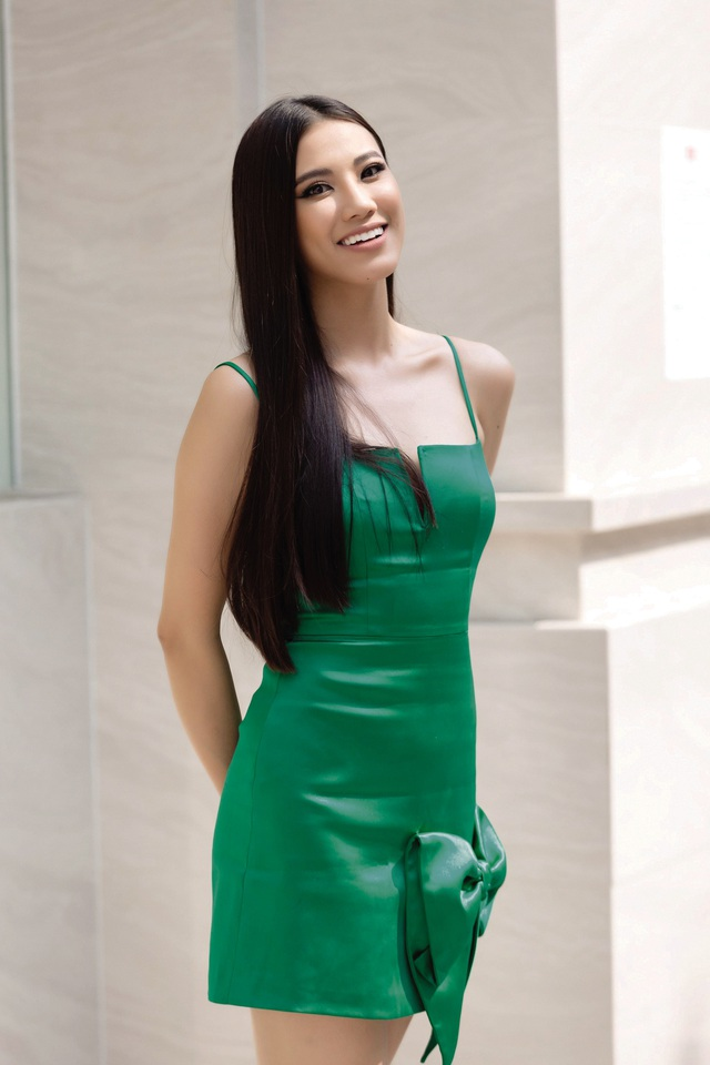 """Á hậu Kim Duyên: """"Cuộc đời tôi bước sang một trang mới, đổi đời khi trở thành Á hậu"""" - Ảnh 1."""