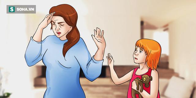 8 dấu hiệu cảnh báo con bạn đang sống trong một gia đình độc hại: Cha mẹ nên sớm thay đổi - Ảnh 5.