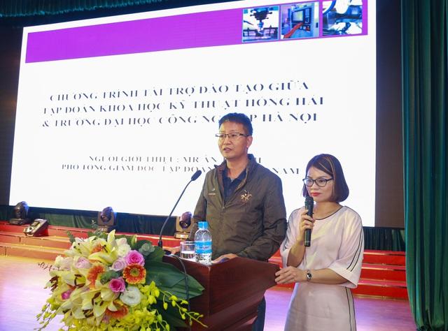 Đại học Công nghiệp Hà Nội tổ chức Hội nghị tổng kết và gặp mặt hơn 100 doanh nghiệp - Ảnh 7.