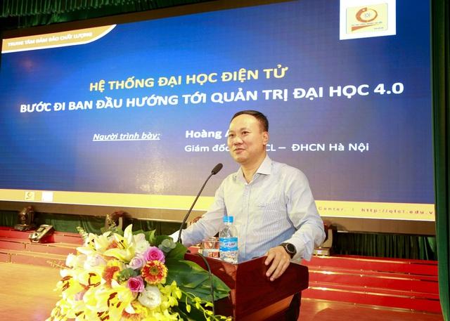 Đại học Công nghiệp Hà Nội tổ chức Hội nghị tổng kết và gặp mặt hơn 100 doanh nghiệp - Ảnh 9.