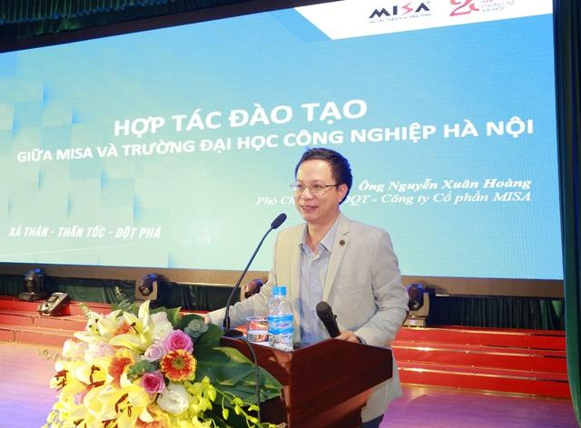 Đại học Công nghiệp Hà Nội tổ chức Hội nghị tổng kết và gặp mặt hơn 100 doanh nghiệp - Ảnh 10.