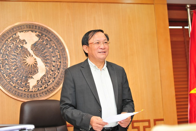 Ông Nguyễn Doãn Tú, Tổng cục trưởng Tổng cục Dân số (Bộ Y tế): Cần có sự đầu tư xứng đáng, tăng cường nguồn lực cho công tác dân số - Ảnh 1.