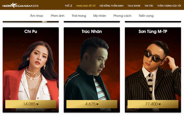 HHen Niê dẫn đầu bình chọn Mỹ nhân của năm - Ảnh 2.