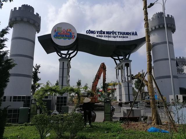 Công viên nước lớn nhất Hà Nội, từng xảy ra 2 vụ chết đuối bất ngờ bị tháo dỡ toàn bộ - Ảnh 3.