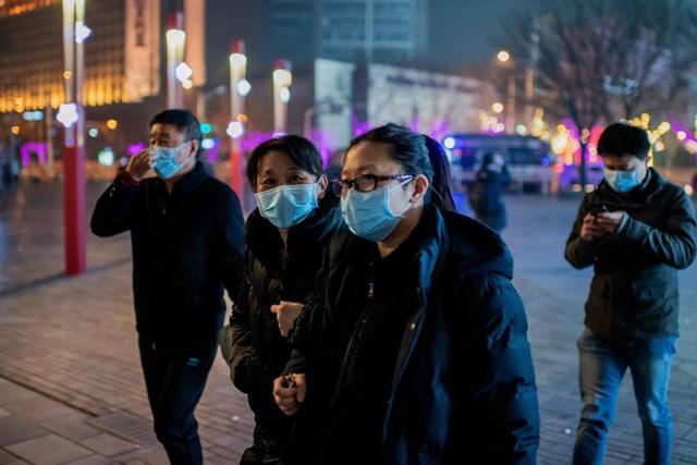 132 người chết vì virus Vũ Hán, số ca nhiễm đã vượt qua dịch Sars  - Ảnh 1.