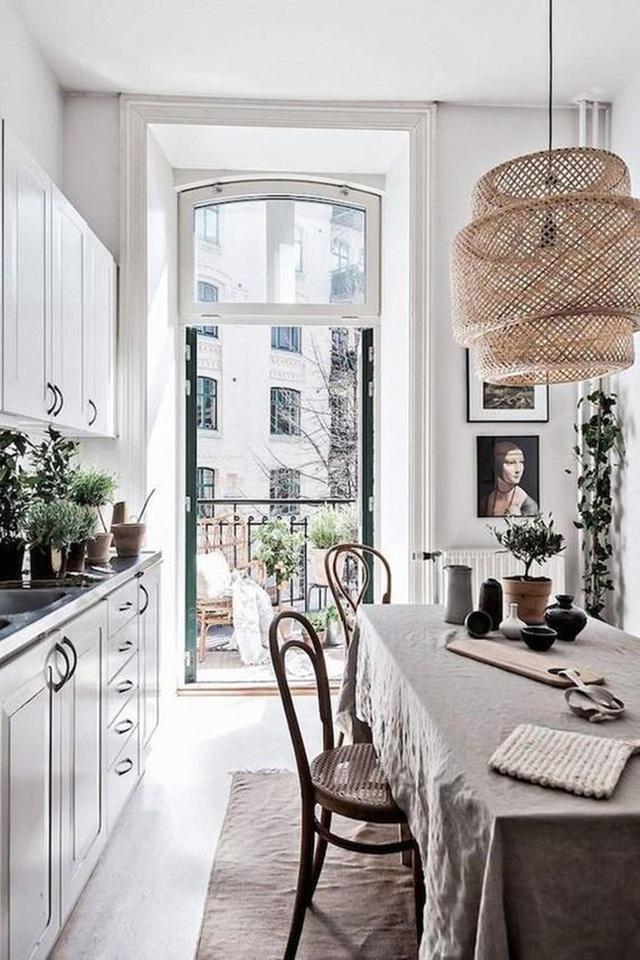 10 cách siêu dễ để tạo một không gian nấu nướng thanh lịch theo phong cách Scandinavian - Ảnh 12.