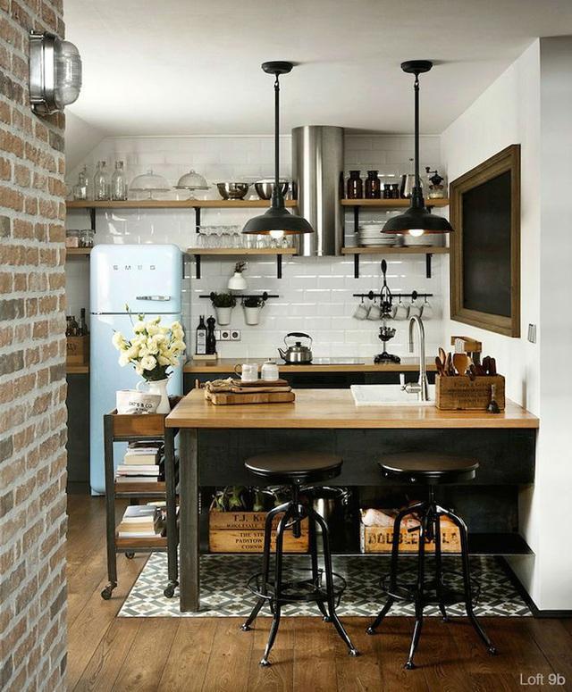 10 cách siêu dễ để tạo một không gian nấu nướng thanh lịch theo phong cách Scandinavian - Ảnh 4.