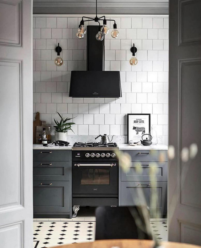 10 cách siêu dễ để tạo một không gian nấu nướng thanh lịch theo phong cách Scandinavian - Ảnh 6.