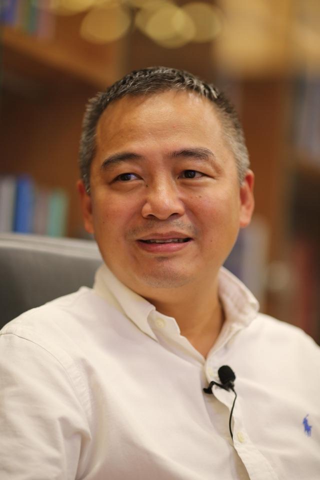 PGS.TS Nguyễn Lân Hiếu: 'Telehealth đúng như mong muốn của tôi' - Ảnh 2.