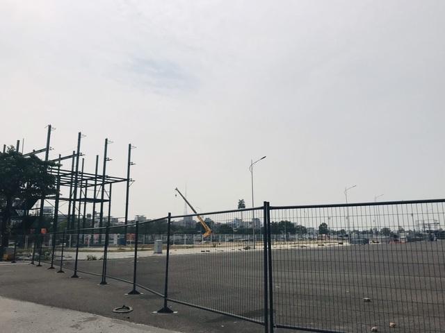 Tháo gỡ các hạng mục cuối cùng của đường đua F1 đầu tiên tại Việt Nam, khách sẽ được bảo lưu vé - Ảnh 7.