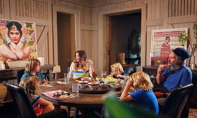 Bữa cơm gia đình của các CEO thời dịch bệnh - Ảnh 2.