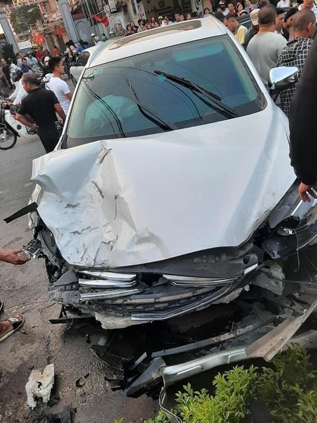 Hà Nội: Khởi tố vụ án, tạm giữ hình sự lái xe say rượu gây tai nạn kinh hoàng - Ảnh 2.