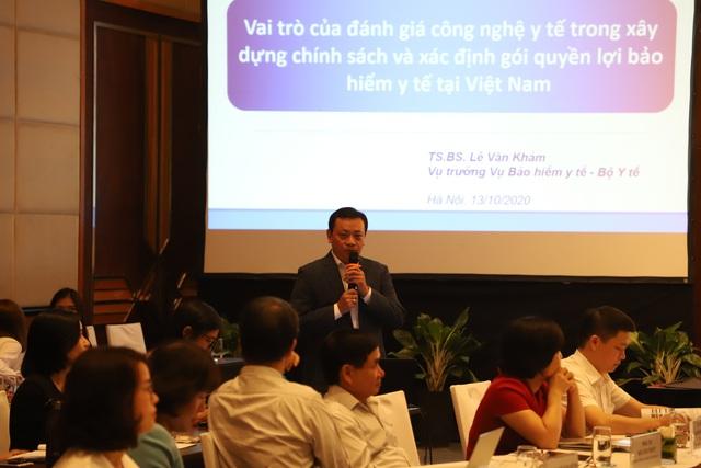Xây dựng cơ sở dữ liệu đầu vào sử dụng trong nghiên cứu đánh giá công nghệ y tế tại Việt Nam - Ảnh 3.