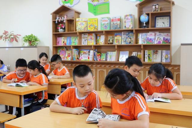 """Học sinh Hải Phòng hào hứng với """"Thư viện 50K"""" - Ảnh 2."""