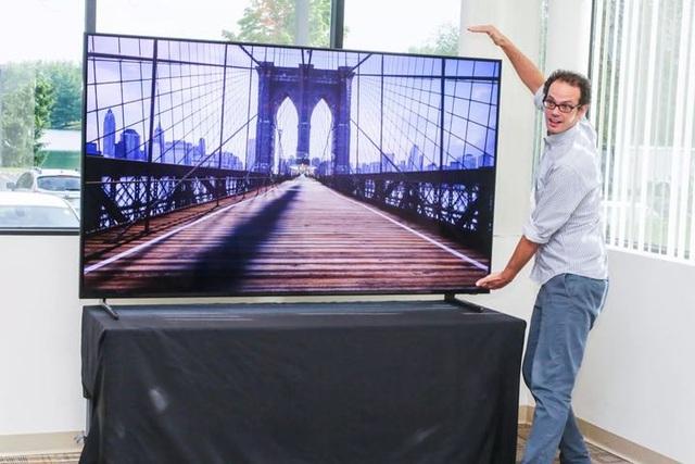 Kích cỡ màn hình TV nào phù hợp nhất với bạn? - Ảnh 1.