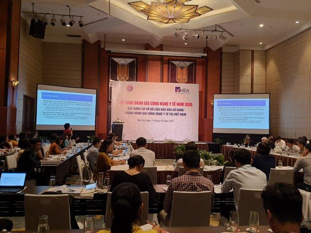 Xây dựng cơ sở dữ liệu đầu vào sử dụng trong nghiên cứu đánh giá công nghệ y tế tại Việt Nam - Ảnh 2.