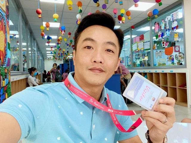Cuộc sống bỉm sữa của vợ chồng Đàm Thu Trang - Ảnh 10.