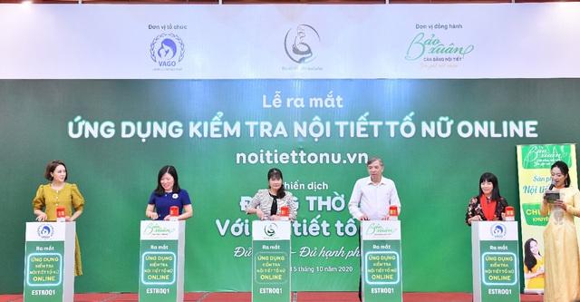 Chính thức ra mắt ứng dụng kiểm tra nội tiết tố nữ đầu tiên tại Việt Nam - Ảnh 4.
