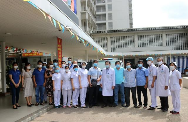 Bệnh viện Chợ Rẫy: Không ngừng cố gắng và xứng đáng - Ảnh 1.