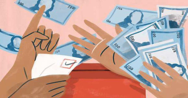 Để tiết kiệm được bạn hãy coi số tiền dành ra hàng tháng như một khoản chi tiêu bắt buộc - Ảnh 2.