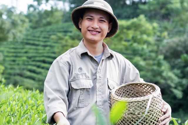 Chàng kỹ sư công nghệ khai sinh một thương hiệu trà sạch sản xuất thủ công - Ảnh 1.