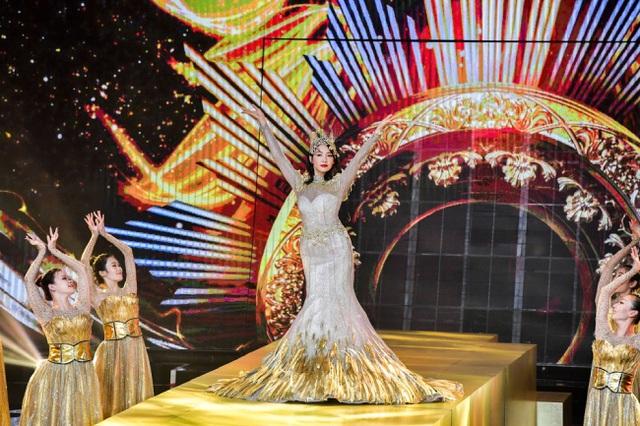 Nữ thần Kim Ưng 2020 Victoria Song bị chê béo - Ảnh 3.