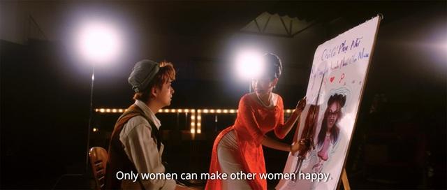 Khả Như làm quân sư tình yêu giúp Ngô Kiến Huy cưa cẩm gái đẹp - Ảnh 6.