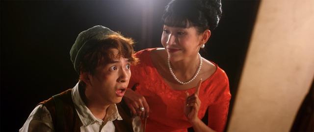 Khả Như làm quân sư tình yêu giúp Ngô Kiến Huy cưa cẩm gái đẹp - Ảnh 7.