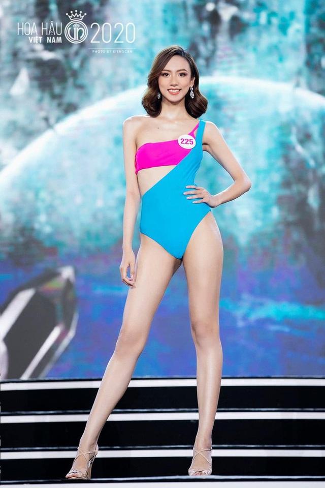 Vì sao thí sinh cao 1,81 m bị loại ở Hoa hậu Việt Nam 2020? - Ảnh 1.
