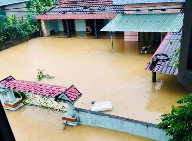Báo Gia đình và Xã hội kêu gọi ủng hộ đồng bào bị bão lũ miền Trung - Ảnh 5.