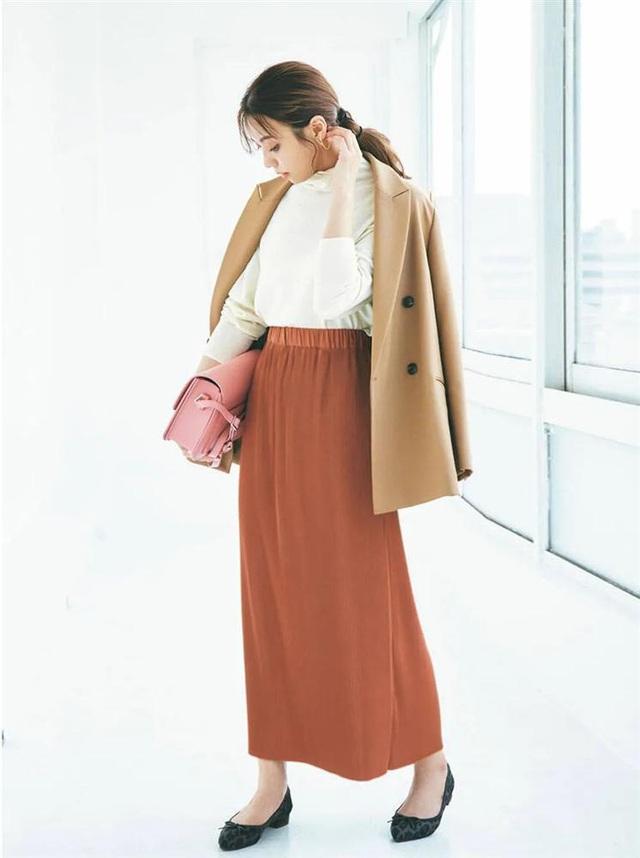 Combo ai diện cũng đẹp vào mùa thu, nàng công sở diện đi làm hay đi chơi cũng đẹp hết nấc - Ảnh 11.
