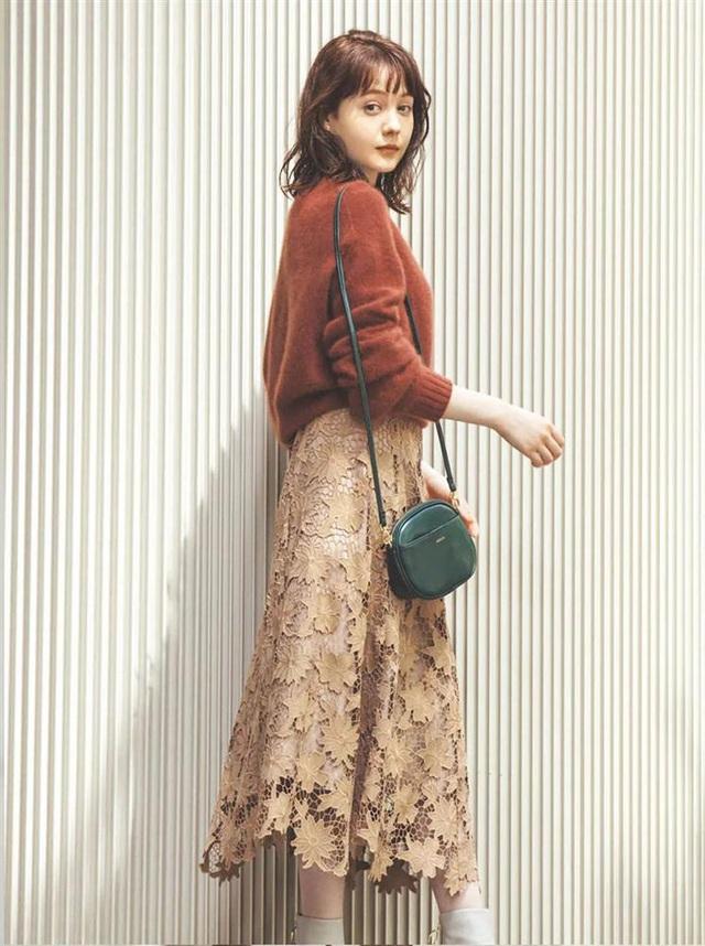 Combo ai diện cũng đẹp vào mùa thu, nàng công sở diện đi làm hay đi chơi cũng đẹp hết nấc - Ảnh 6.