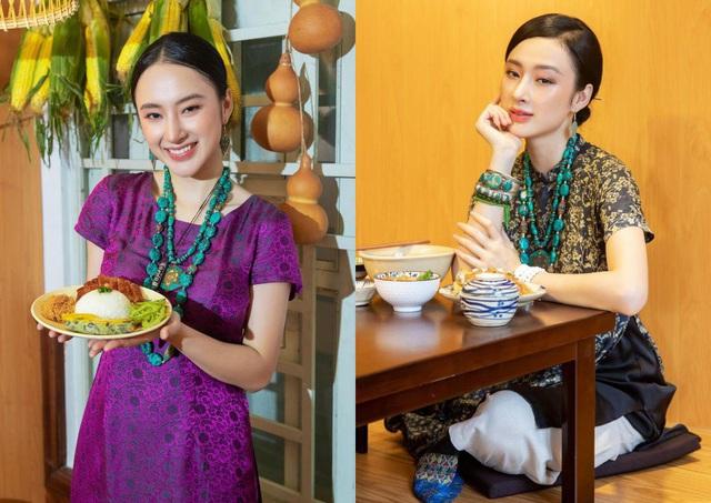 Angela Phương Trinh chia sẻ chế độ ăn uống đủ chất đạm cho người ăn chay - Ảnh 1.