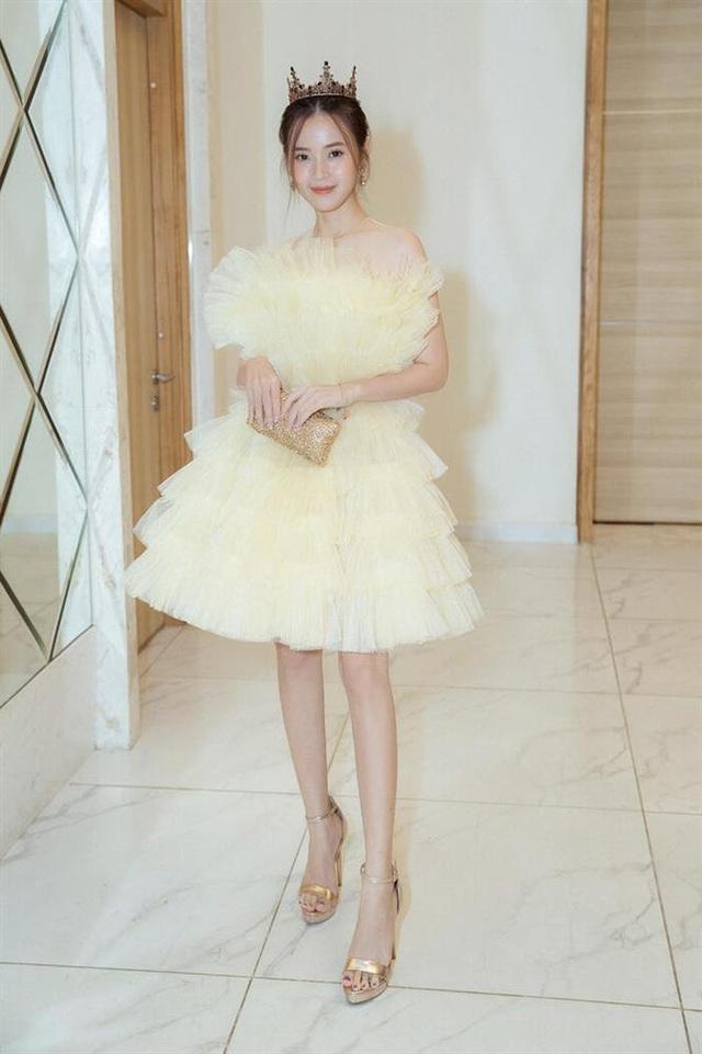 Hà Tăng diện váy basic vẫn cân đẹp dàn sao hóa nữ thần, công chúa - Ảnh 5.