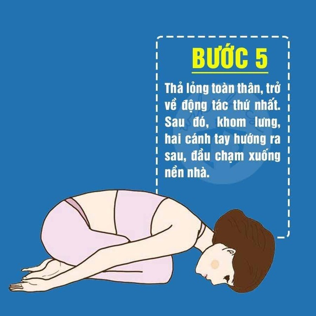 5 động tác Yoga cực đơn giản giúp mông nở chân thon ai cũng có thể tập tại nhà - Ảnh 6.