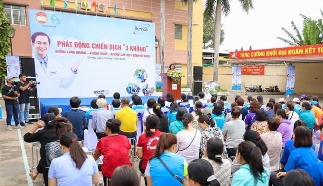 Chủ động phòng chống muỗi và các dịch bệnh do muỗi với chiến dịch 3 KHÔNG - Ảnh 2.