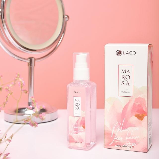 LACO – thương hiệu làm đẹp nổi tiếng cùng phụ nữ Việt - Ảnh 1.