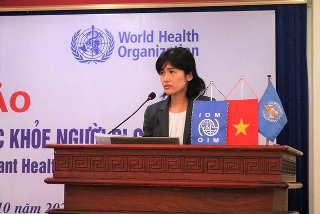 Xây dựng chương trình sức khỏe cho người di cư Việt Nam - Ảnh 3.