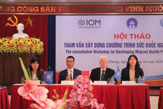 Xây dựng chương trình sức khỏe cho người di cư Việt Nam - Ảnh 5.