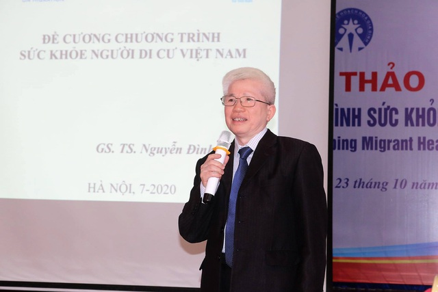 Xây dựng chương trình sức khỏe cho người di cư Việt Nam - Ảnh 4.